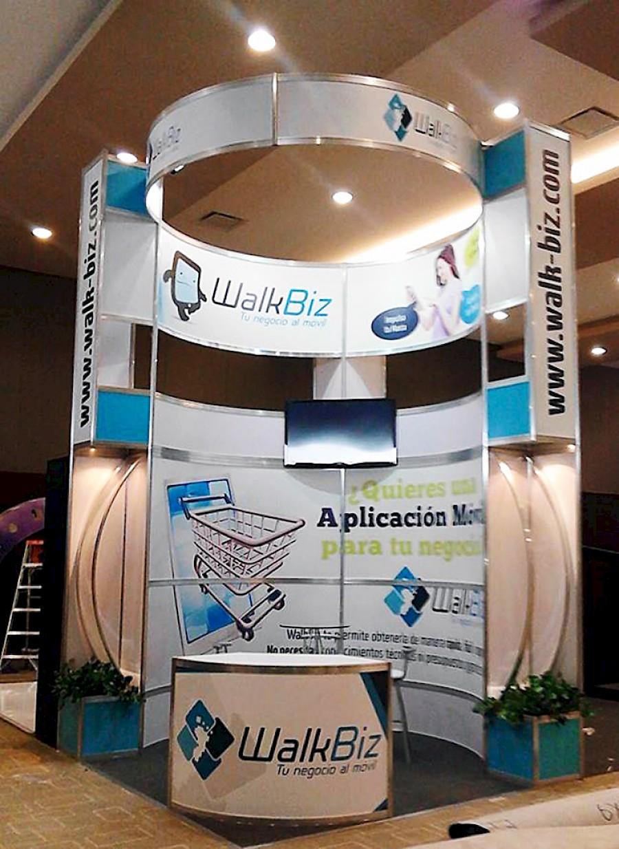 Stands octanorm dm display stands y displays para for Disenos de stand para exposiciones